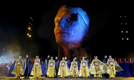 Cinema by the Sea presents Aida by Opera Australia