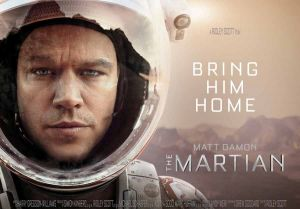 Cinema by the Sea presents The Martian (12A)
